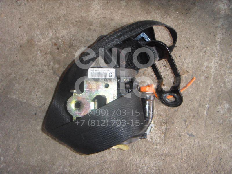 Ремень безопасности с пиропатроном для Peugeot 206 1998> - Фото №1