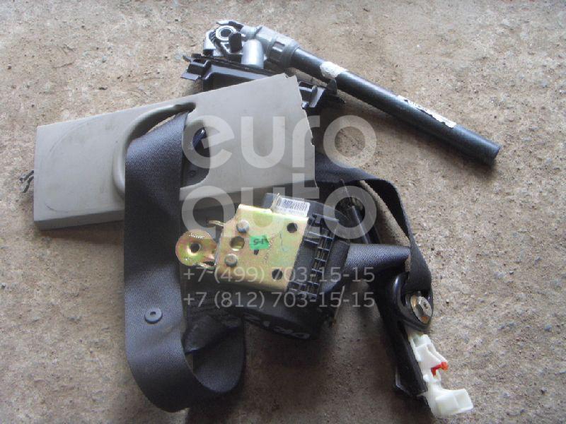 Ремень безопасности с пиропатроном для Renault Scenic 2003-2009 - Фото №1