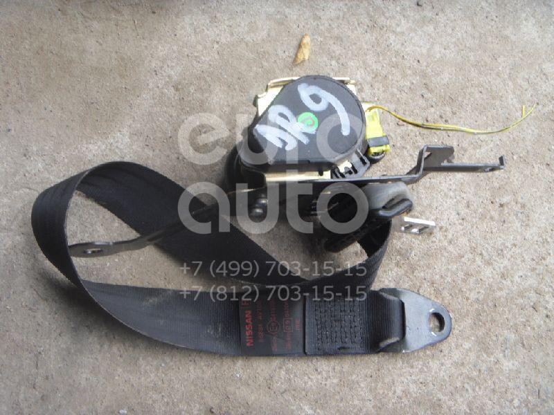 Ремень безопасности с пиропатроном для Nissan Primera P12E 2002> - Фото №1