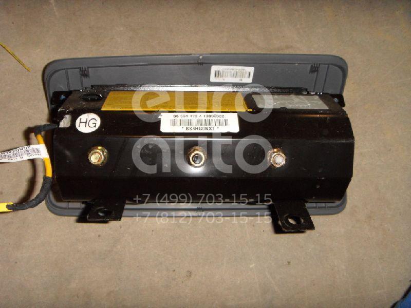 Подушка безопасности пассажирская (в торпедо) для Chevrolet Aveo (T200) 2003-2008 - Фото №1