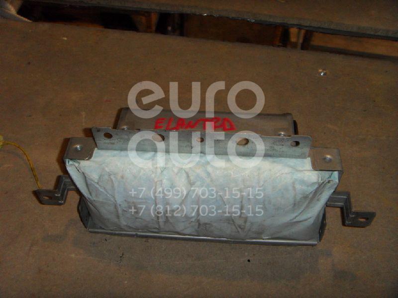 Подушка безопасности пассажирская (в торпедо) для Hyundai Elantra 2000-2005 - Фото №1