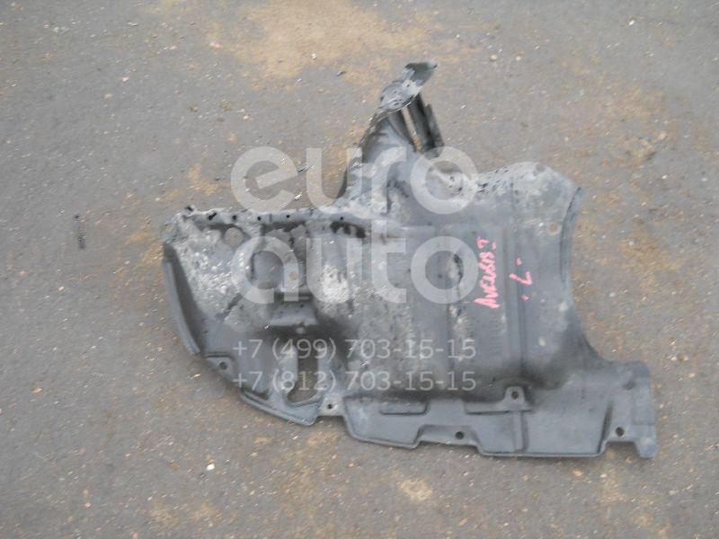 Пыльник двигателя боковой левый для Toyota Avensis I 1997-2003 - Фото №1