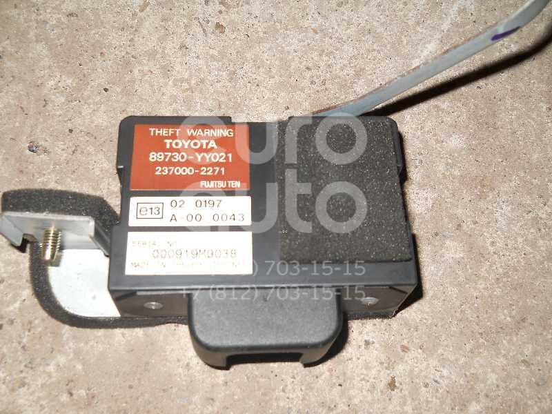 Блок электронный для Toyota Avensis I 1997-2003 - Фото №1
