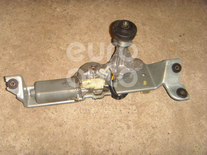 Моторчик стеклоочистителя задний для Subaru Legacy Outback (B12) 1998-2003 - Фото №1