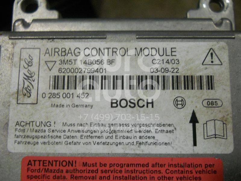 Блок управления AIR BAG для Ford C-MAX 2003-2010 - Фото №1