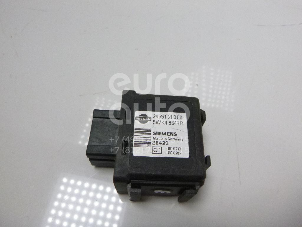 Блок электронный для Nissan Primera P12E 2002-2007;Patrol (Y61) 1997-2009;Primera P11E 1996-2002;Pathfinder (R51) 2005-2014;Almera Classic (B10) 2006-2013;Almera N16 2000-2006;Maxima (A33) 2000-2005;X-Trail (T30) 2001-2006;Navara (D40) 2005-2015 - Фото №1