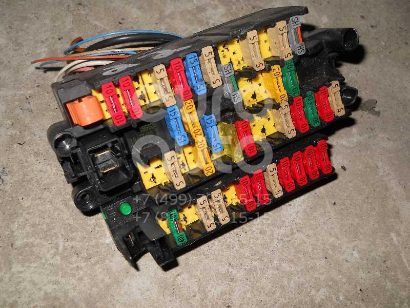 Блок предохранителей для Peugeot 206 1998-2012 - Фото №1