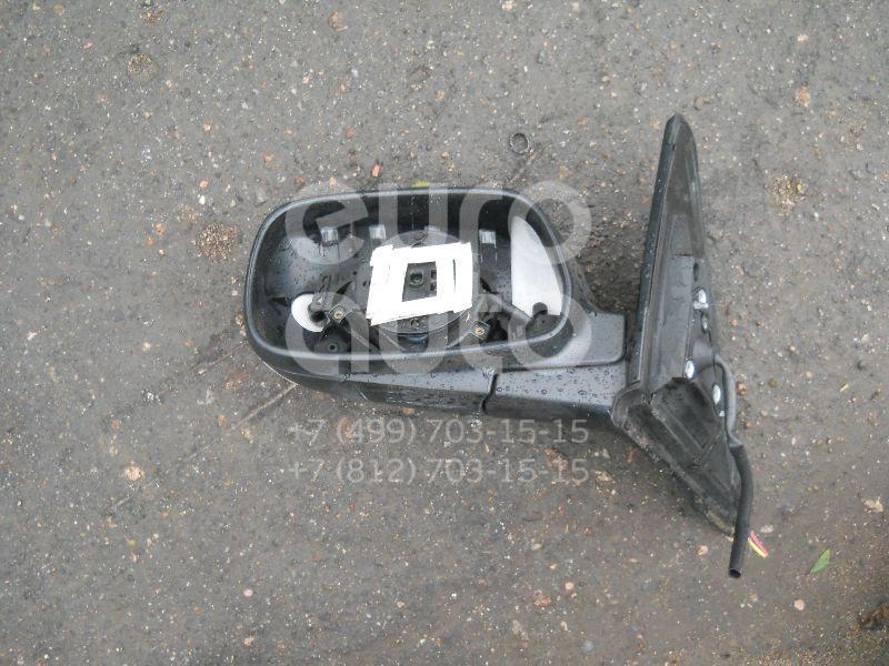 Зеркало левое электрическое для Toyota Avensis I 1997-2003 - Фото №1