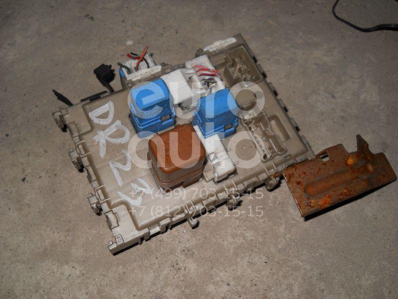 Блок предохранителей для Nissan Almera N16 2000-2006 - Фото №1