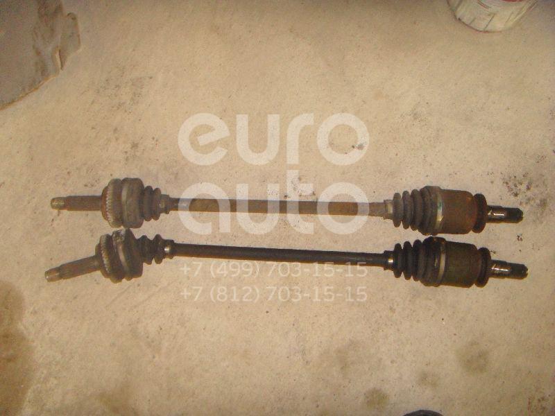 Полуось задняя для Subaru Legacy Outback (B12) 1998-2003 - Фото №1