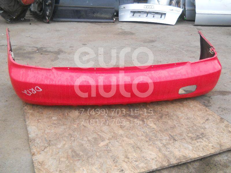 Бампер задний для Hyundai Accent II (+ТАГАЗ) 2000-2012 - Фото №1