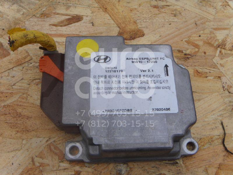 Блок управления AIR BAG для Hyundai Matrix 2001-2010 - Фото №1
