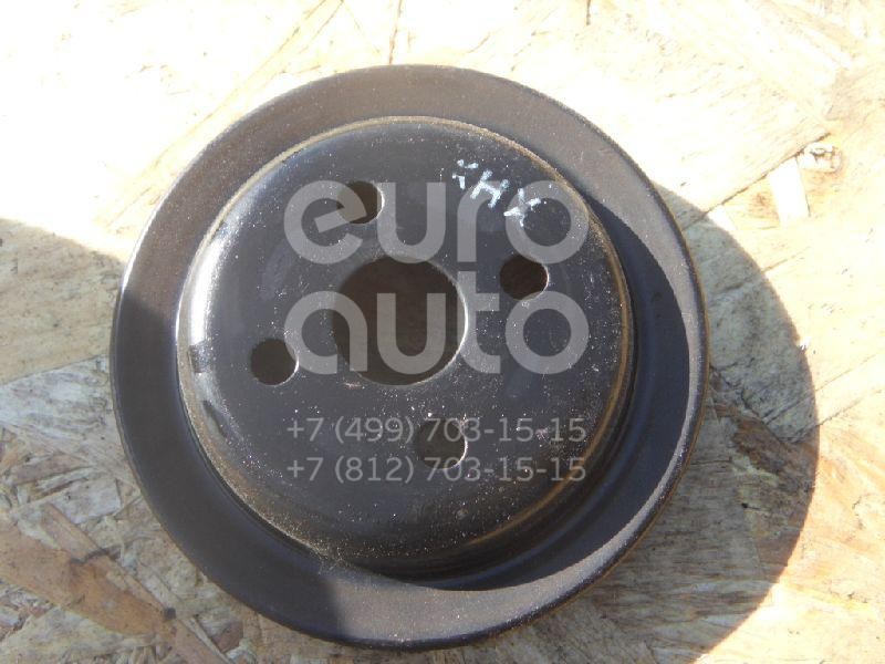 Шкив водяного насоса (помпы) для Hyundai,Kia Matrix 2001-2010;Getz 2002-2010;Accent I 1994-2000;Coupe (RD) 1996-2002;Elantra 2000-2005;Coupe (GK) 2002-2009;Cerato 2004-2008;RIO 2005-2011;Accent II (+ТАГАЗ) 2000-2012 - Фото №1