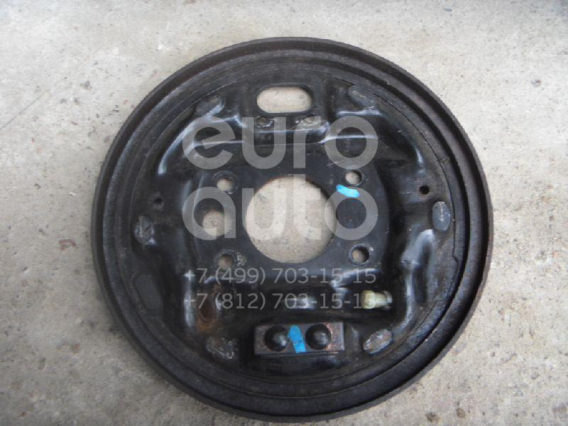 Щит опорный задний левый для Hyundai Matrix 2001> - Фото №1