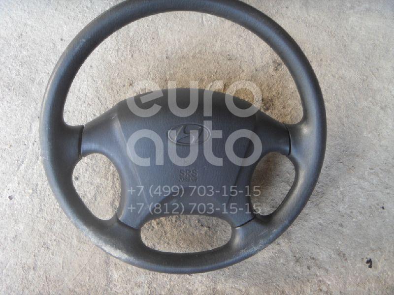 Рулевое колесо с AIR BAG для Hyundai Matrix 2001-2010 - Фото №1