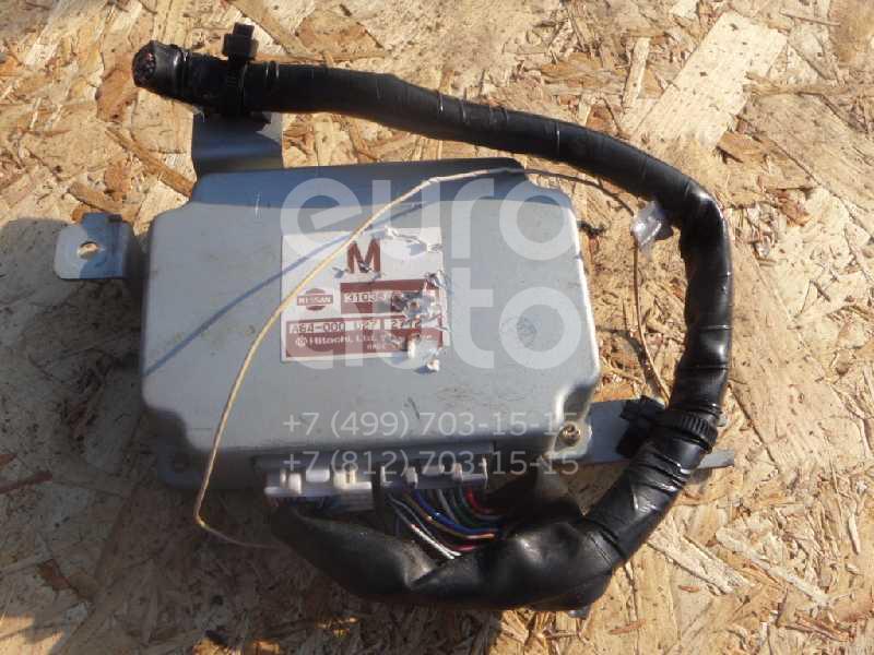 Блок управления АКПП для Nissan X-Trail (T30) 2001-2006 - Фото №1