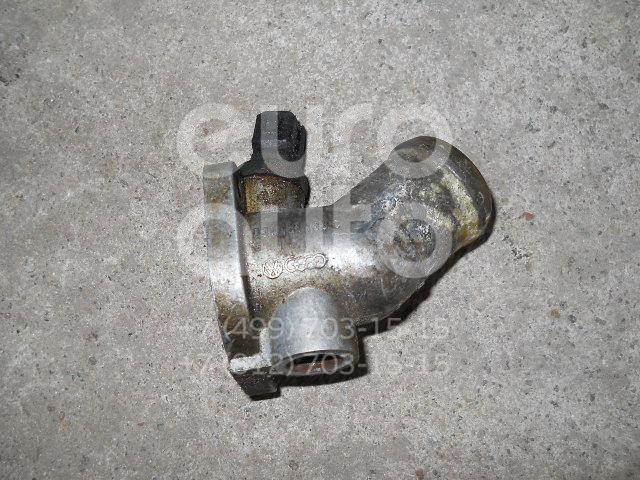 Фланец двигателя системы охлаждения для Audi 100 [C4] 1991-1994;100/200 [43] >1983;100/200 [44] 1983-1991;A6 [C4] 1994-1997;80/90 [B4] 1991-1994 - Фото №1