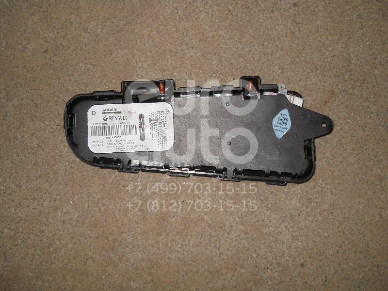 Подушка безопасности боковая (в сиденье) для Renault Scenic 2003-2009 - Фото №1