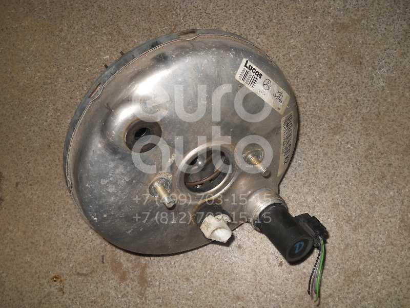Усилитель тормозов вакуумный для Mercedes Benz A140/160 W168 1997-2004 - Фото №1