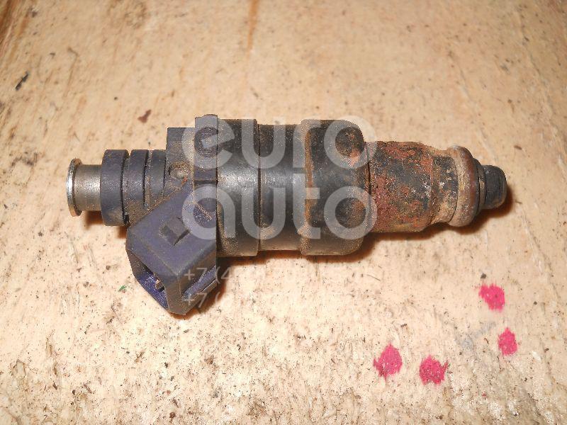 Форсунка инжекторная электрическая для Renault Megane I 1996-1999;Megane I 1999-2003;Scenic 1996-1999;Scenic 1999-2003;Clio II/Symbol 1998-2008 - Фото №1