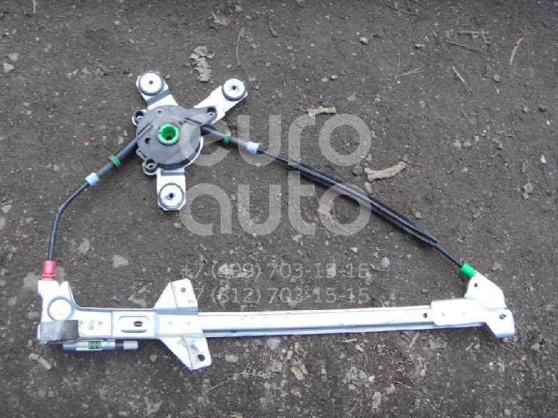 Стеклоподъемник электр. передний правый для Audi A6 [C4] 1994-1997;100 [C4] 1991-1994 - Фото №1