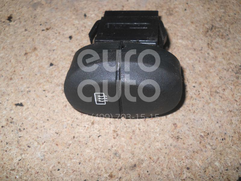Кнопка обогрева заднего стекла для Renault Scenic 1996-1999;Megane 1996-1999;Megane 1999-2002 - Фото №1