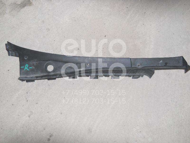 Решетка стеклооч. (планка под лобовое стекло) для Mercedes Benz W140 1991-1999 - Фото №1