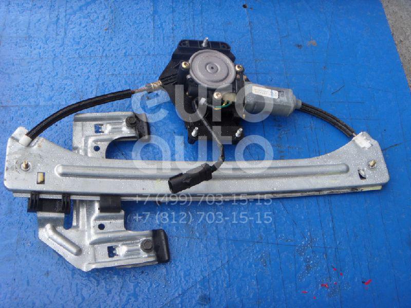 Стеклоподъемник электр. задний правый для Chrysler PT Cruiser 2000-2010 - Фото №1