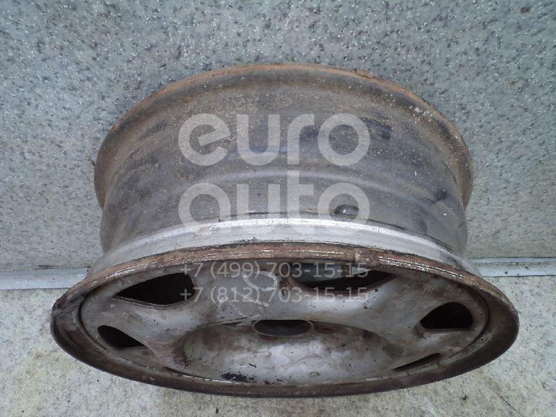 Диск колесный железо для Toyota RAV 4 1994-2000 - Фото №1