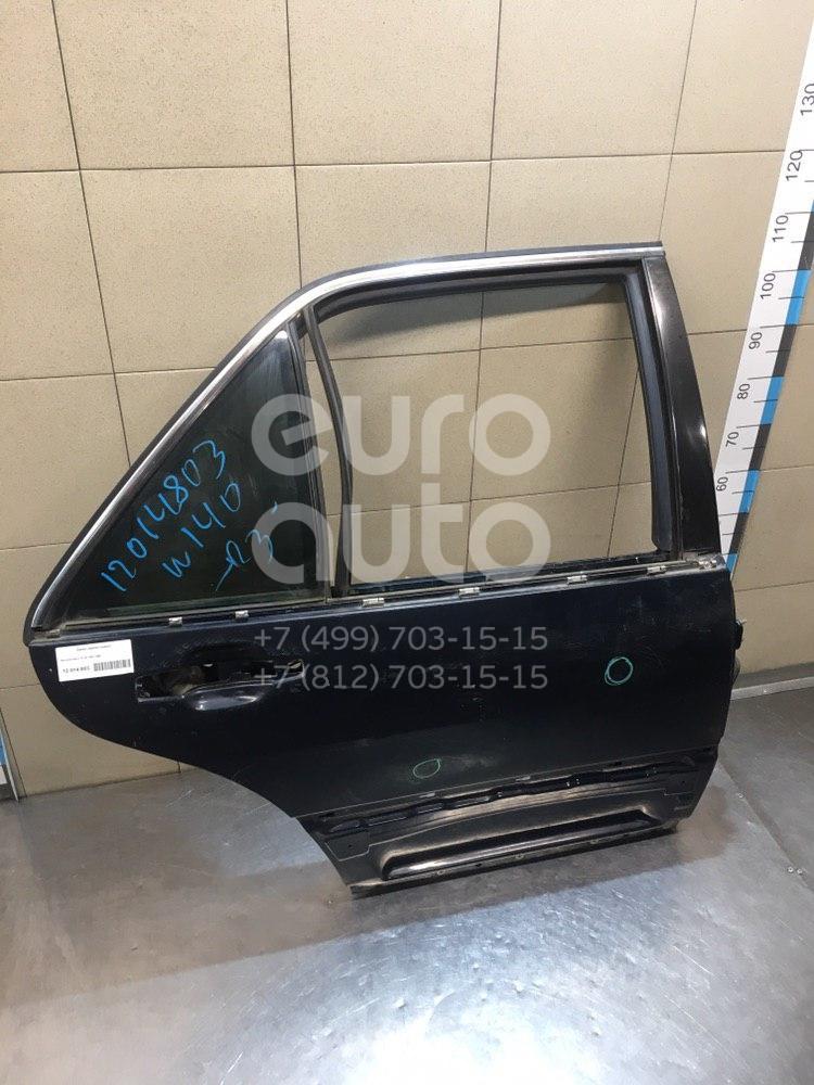 Дверь задняя правая для Mercedes Benz W140 1991-1999 - Фото №1