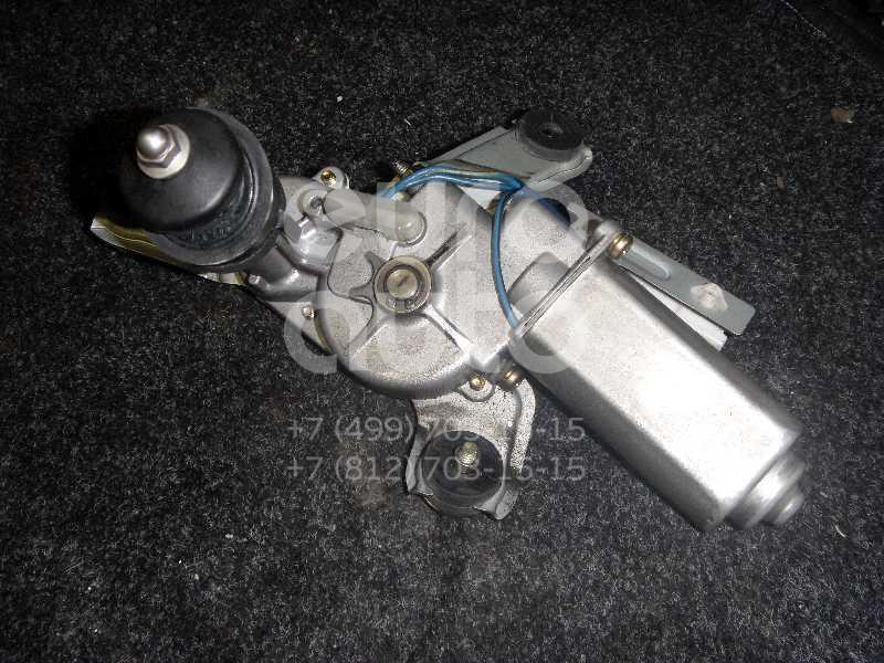 Моторчик стеклоочистителя задний для Toyota RAV 4 1994-2000 - Фото №1