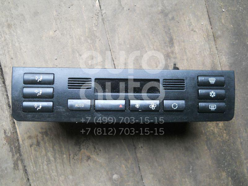 Блок управления климатической установкой для BMW 3-серия E46 1998-2005 - Фото №1