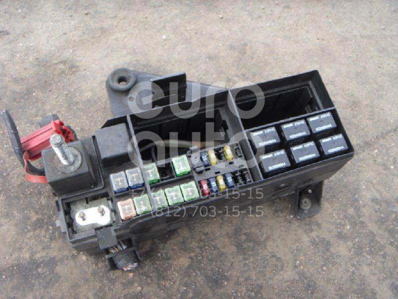 Блок предохранителей для Chrysler PT Cruiser 2000-2010 - Фото №1