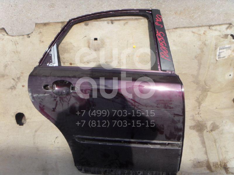 Дверь задняя правая для Volvo S40 2004-2012 - Фото №1