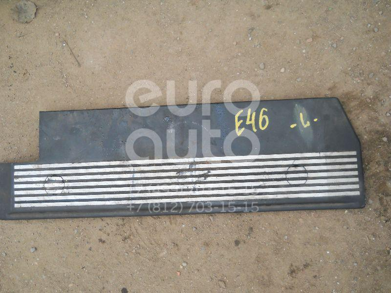Накладка декоративная для BMW 3-серия E46 1998-2005;5-серия E39 1995-2003;Z3 1995-2003;X3 E83 2004-2010;5-серия E60/E61 2003-2009 - Фото №1