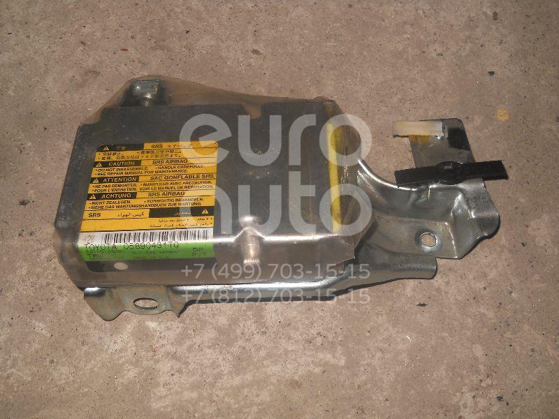 Блок управления AIR BAG для Toyota Corolla E11 1997-2001 - Фото №1