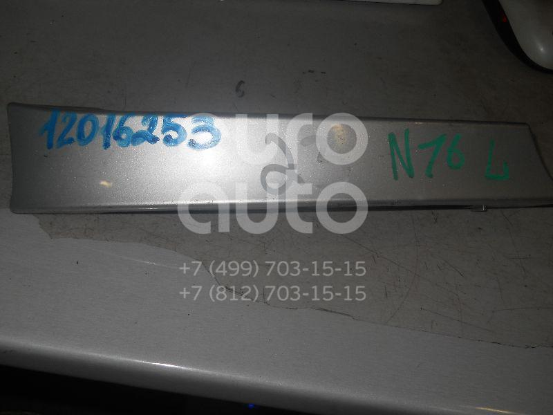 Планка под фонарь левая для Nissan Almera N16 2000-2006 - Фото №1