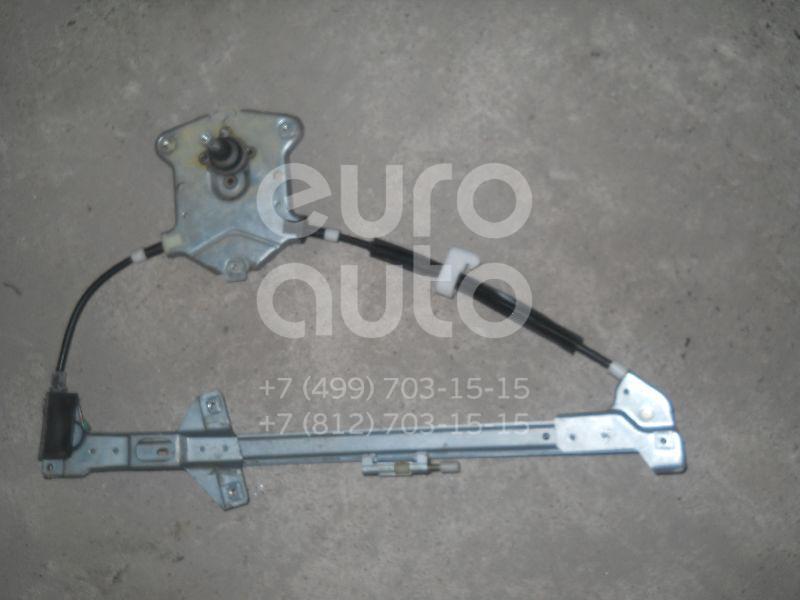 Стеклоподъемник механ. передний правый для Audi 100 [C4] 1991-1994 - Фото №1