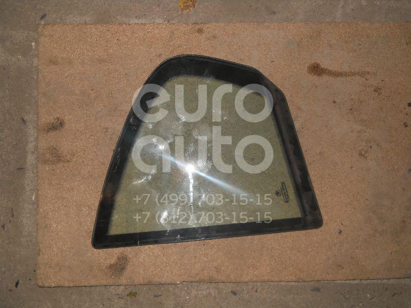 Стекло двери задней левой (форточка) для BMW 3-серия E46 1998-2005 - Фото №1