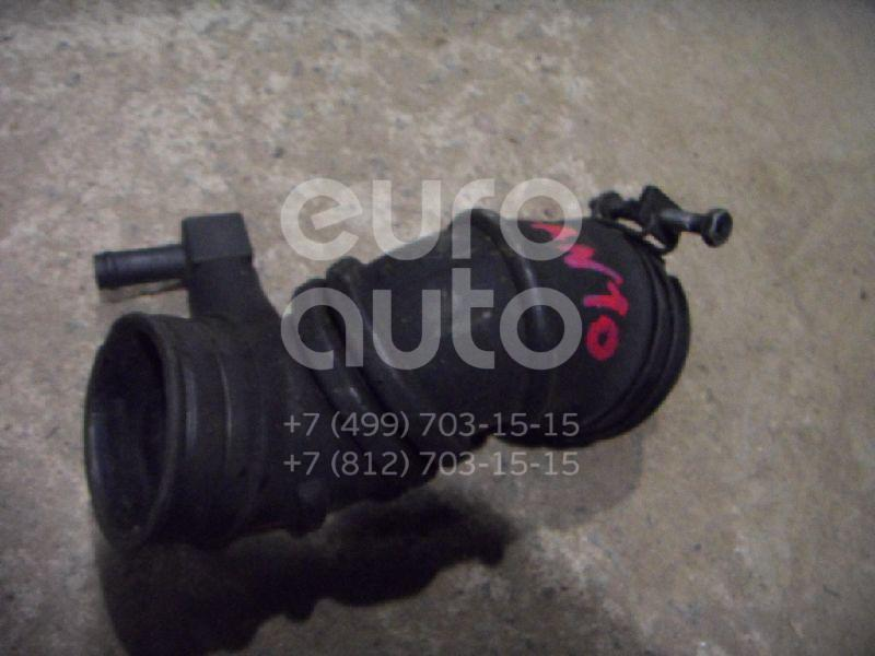 Патрубок воздушного фильтра для Kia Picanto 2004-2011 - Фото №1