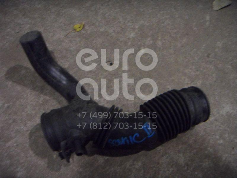 Патрубок воздушного фильтра для Renault Scenic 2003-2009;Megane II 2002-2009 - Фото №1