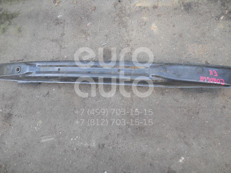 Усилитель заднего бампера для Toyota Corolla E11 1997-2001 - Фото №1