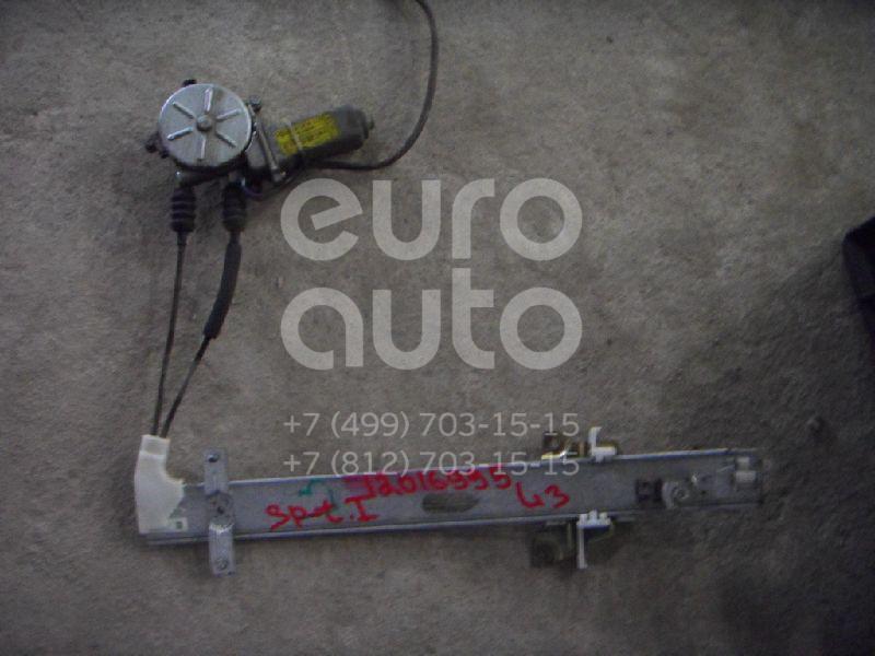 Стеклоподъемник электр. задний левый для Kia Sportage 1993-2006 - Фото №1