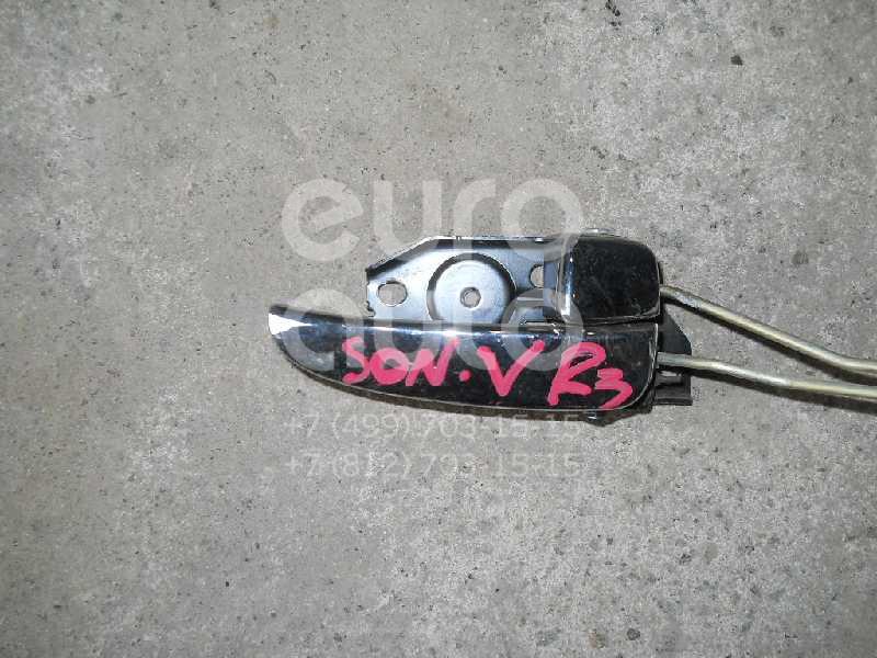 Ручка двери внутренняя правая для Hyundai Sonata IV (EF)/ Sonata Tagaz 2001-2012 - Фото №1