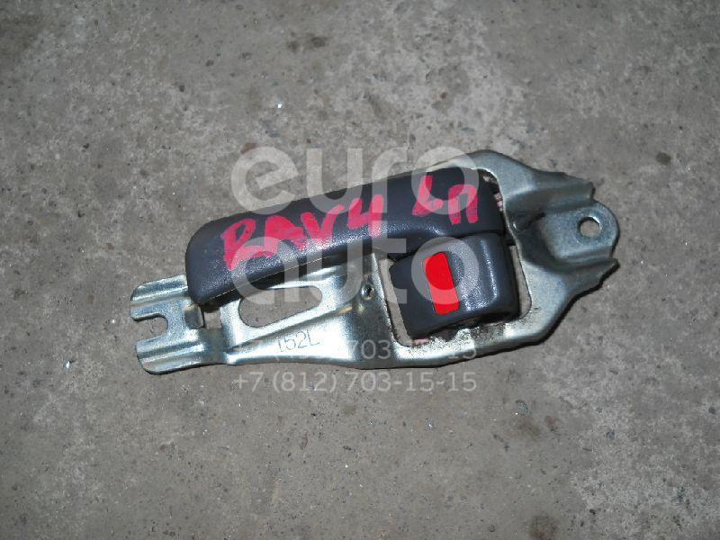 Ручка двери внутренняя левая для Toyota RAV 4 1994-2000 - Фото №1