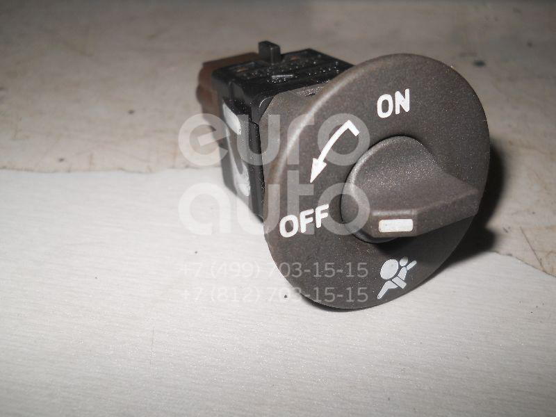 Выключатель для Renault Scenic 2003-2009;Megane III 2009> - Фото №1