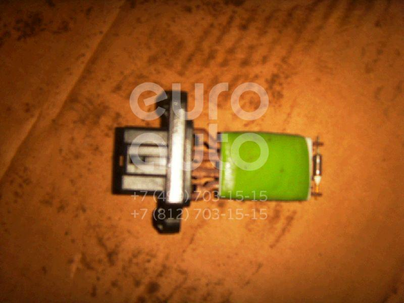 Резистор отопителя для Ford Fusion 2002-2012;Focus II 2005-2008;C-MAX 2003-2010;Fiesta 2001-2008;Galaxy 2006-2015;S-MAX 2006-2015;Mondeo IV 2007-2015;Focus II 2008-2011;Kuga 2008-2012;Fiesta 2008>;Kuga 2012> - Фото №1