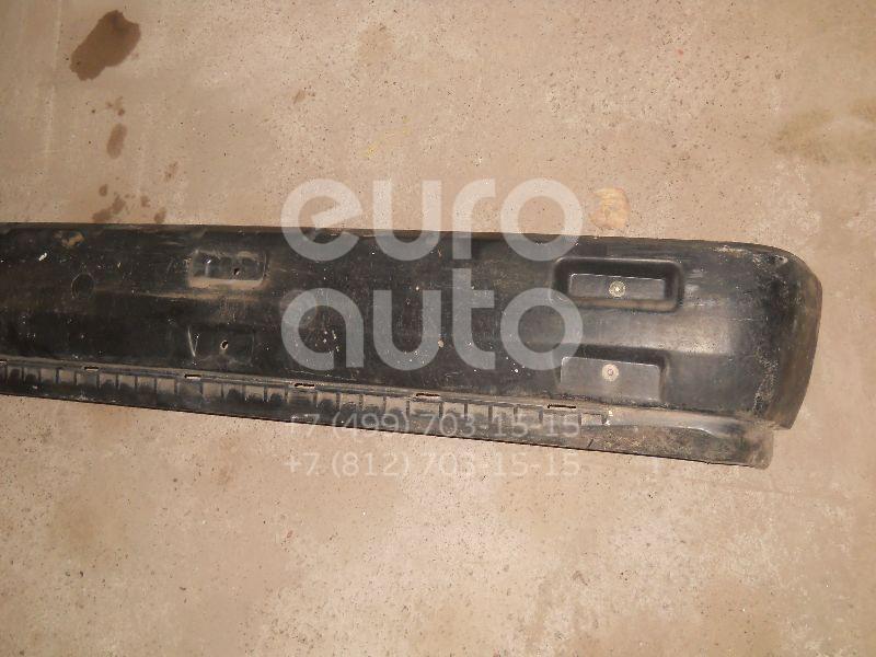 Усилитель заднего бампера для Mercedes Benz W140 1991-1999 - Фото №1