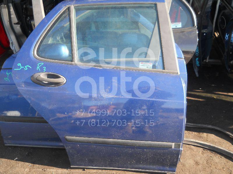 Дверь задняя правая для SAAB 9-5 1997-2010 - Фото №1