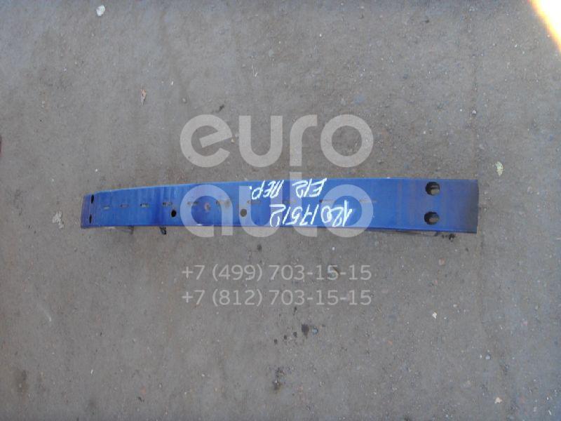 Усилитель переднего бампера для Toyota Corolla E12 2001-2007 - Фото №1